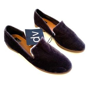 DV by Dolce Vita suede loafers